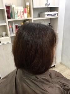 江東区住吉と菊川の間にある美容室  ヘアサロン シュガーより、「フツーの仕事を『しっかり』することが大事」ですね