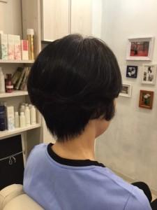 江東区住吉と菊川の間にある美容室 ヘアサロン シュガーは、ショートスタイルのカットには自信があります